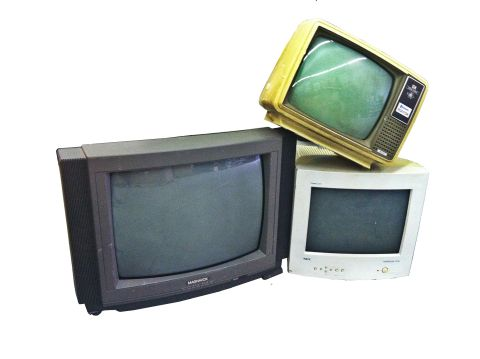 old TV Disposal