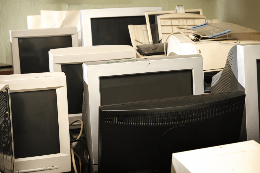 computer monitor recycling mn